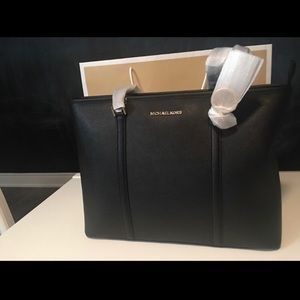 Black and gold MK tote!